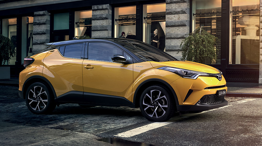 Toyota Genuine Exterior Accessories